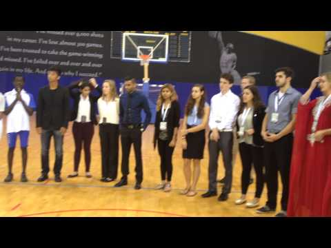 Doha GOALS 2014 - Through the Eyes of the Students