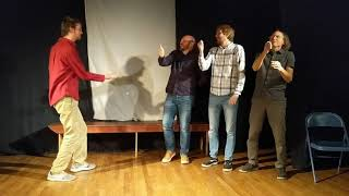 Offsides – That's What We Do! (Game Show)