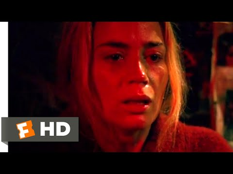 A Quiet Place (2018) - The Flooded Basement Scene (5/10) | Movieclips