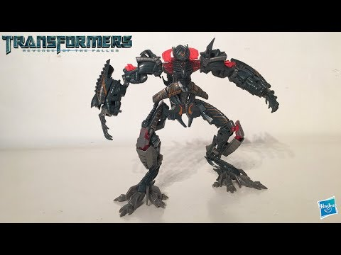 "10 Years Of ""Revenge Of The Fallen"" Episode 3: Transformers ROTF Voyager Class The Fallen Review"