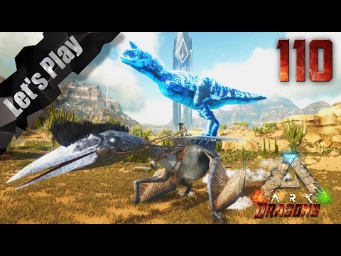 ARK Survival Evolved 110# Badass ICE Carno zähmen / ARK Dragons / Ecrofwodahs