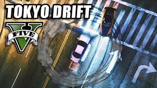 GTA V - Tokyo Drift Han Scene