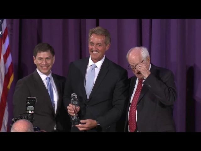 WITA Annual Awards Dinner 2017 - Congressional Leadership Award: Sen. Jeff Flake