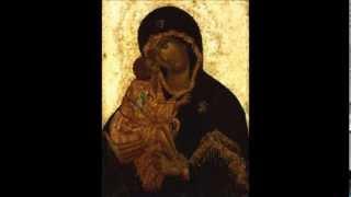 Акафист и история обретения иконы Божией Матери именуемой Донская