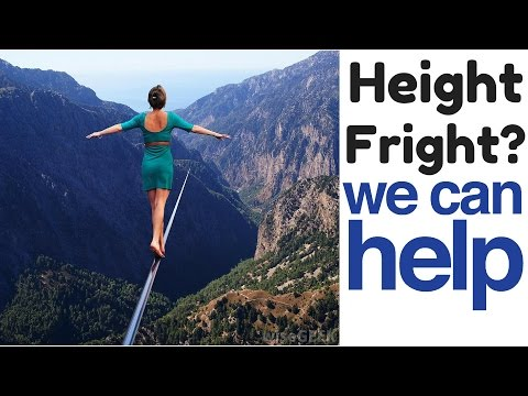 Fear of Heights-How to Overcome Using Gear VR 2016
