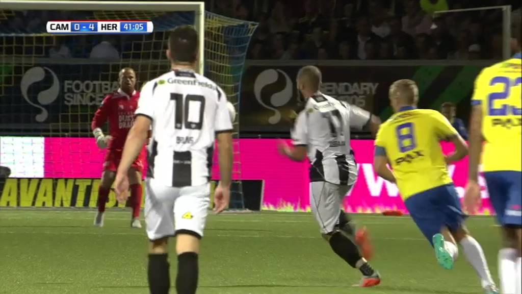 SC Cambuur - Heracles Almelo 1-6 | 22-08-2015 | Samenvatting