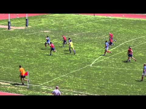 Rugby Ísland -Lichtenstein vs Island (7s European Championship)