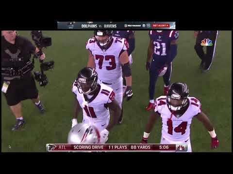 Julio Jones TD catch over Malcolm Butler: Patriots vs Falcons Week 7