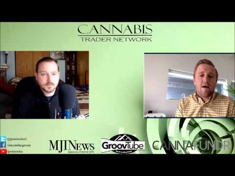 Trent Woloveck COO of American Cannabis Company (OTC: AMMJ)
