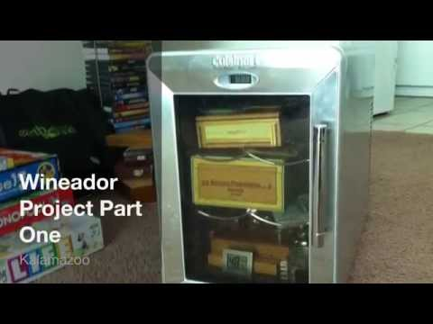 Wineador Project: Part One