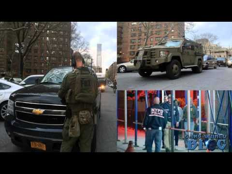 FBI, NYPD Make 36 Arrests In East Harlem Gang Takedown