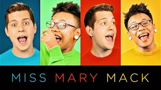 Miss Mary Mack Acapella ft. @LandonStahmer | AJ Rafael