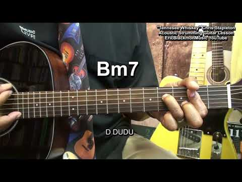 How To Play Tennessee Whiskey Chris Stapleton On Acoustic Guitar EEMusicLIVE