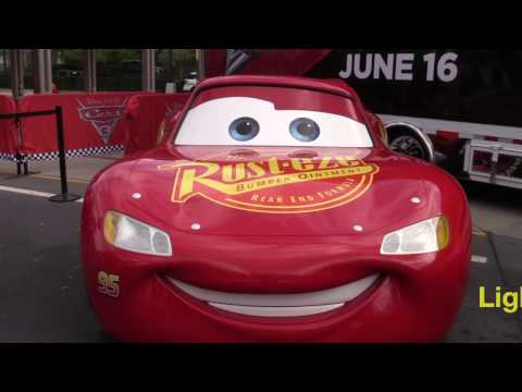 """Cars 3"" National Tour kicks off at Walt Disney World"
