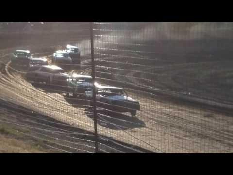 6-30-17 Wagner Speedway heat race 1