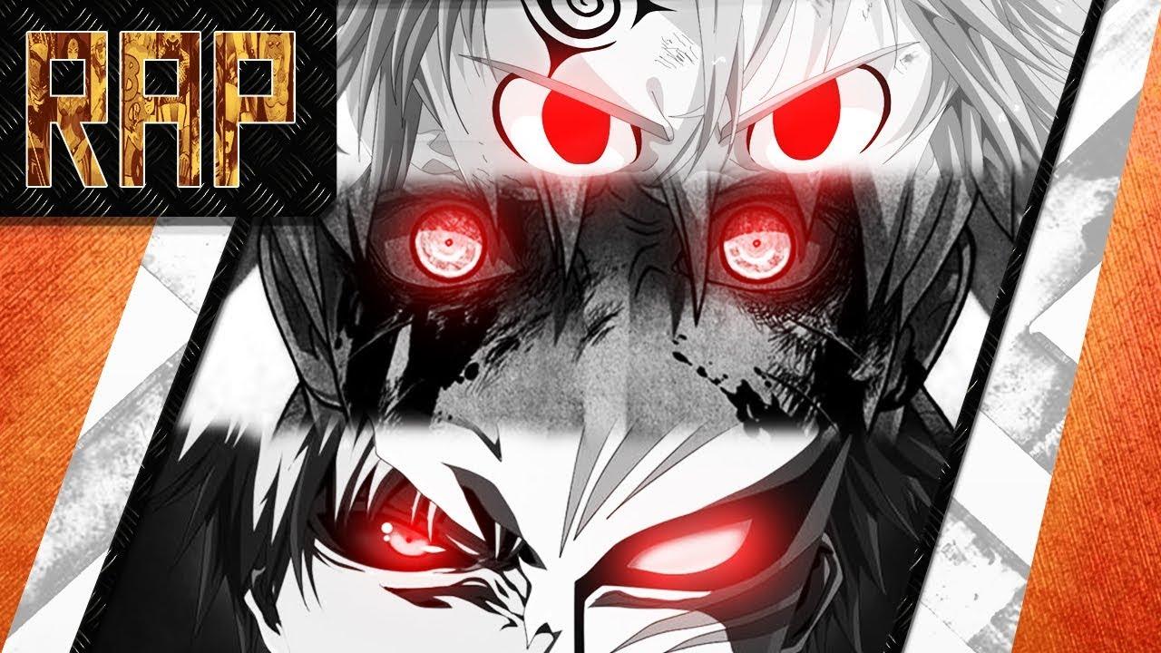 Rap Monstro Interior Ft Rapart Naruto Meliodas E Ichigo