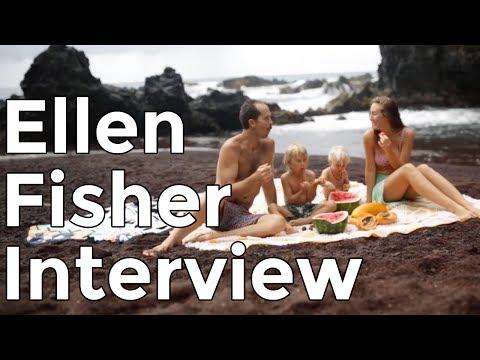 Ellen Fisher  | Inspiring Vegan Parents Interview