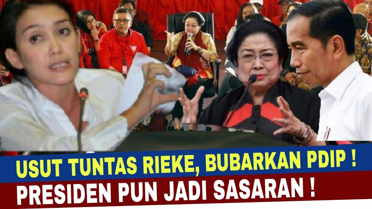 BERITA TERBARU ~13 JULI 2020 - Usut Rieke Diah Pitaloka, Bubarkan PDIP !