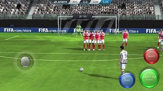 Fifa16 Soccer Android Gameplay #3