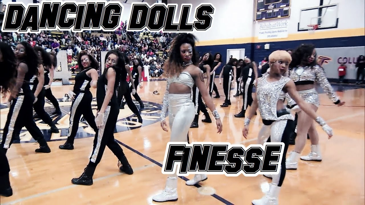 Dancing Dolls - Finesse (Audio Swap) image