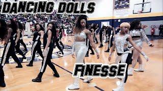 Dancing Dolls - Finesse (Audio Swap)