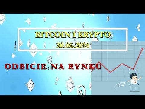 Bitcoin i Kryptowaluty 30.06.2018