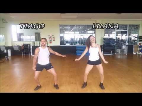 DIA DE BAILE - LÉO SANTANA  por TIAGO SANTOS DANCE