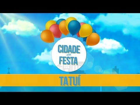 Homenagem Aniversário de Tatuí 2017 - TV SOROCABA/SBT