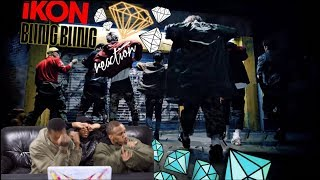 IKON - 'BLING BLING' REACTION (FIRST TIMERS)