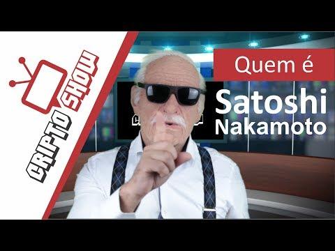 Criptoshow / Quem é satoshi Nakamoto o criador da bitcoin? #bitcoin #show #blockchain #criptoshow