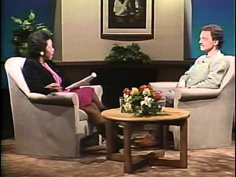 America Today-USIA TV program-Estel Dillon segment
