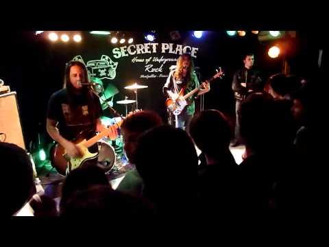 Radio Moscow - Turtle Back Rider- Secret Place - St Jean de Védas