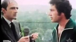 Norman Gunston interviews Michael Cole -1975