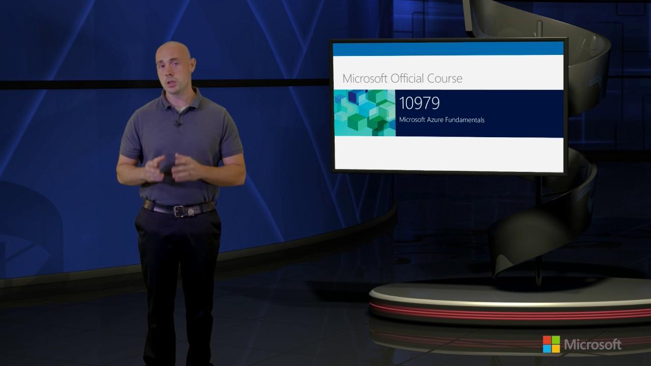Microsoft Azure Fundamentals (M10979)