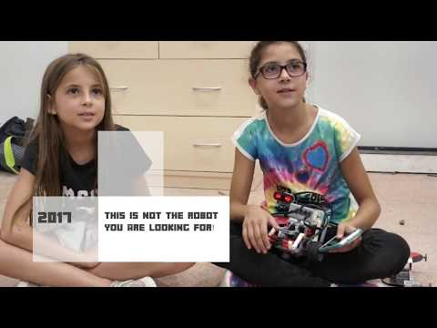 This is not the robot you're looking for - Robotics Summer Camp