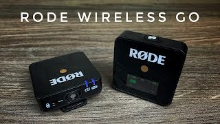 Wireless Microphone for Your GoPro or Osmo Pocket | Rode Wireless Go
