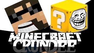 Minecraft: CRUNDEE CRAFT | LUCKY BLOCK TROLL?! [20]