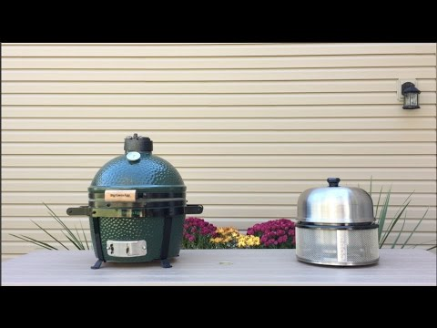 Opdateret Cobb Premier Compared to Big Green Egg MiniMax BBQ Grill - YouTube KX36