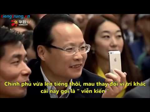 Jack Ma  Alibaba thuyết trình E commerce