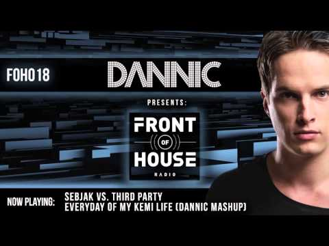 Dannic presents Front Of House 018