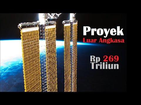 5 Proyek Pembangunan Terbesar & Paling Mahal yang Pernah Dibangun oleh Manusia !