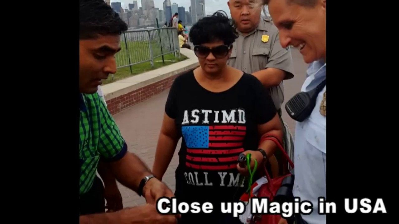 International Magician S.Kumar - Magic Part 8