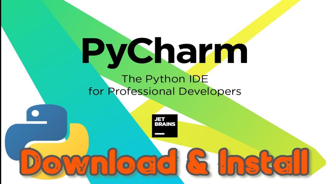 Python 3.8.3 & PyCharm Install on Windows 10