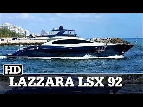 Lazzara LSX 92, This One I Likes!   ALGORYTHM