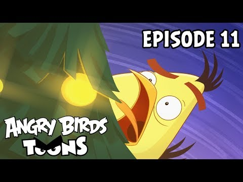 Angry Birds Toons | Last Tree Standing - S3 Ep11