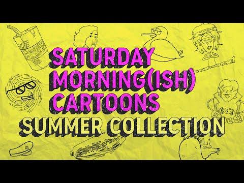 Must-See Saturday Morning(ish) Cartoons: Summer Edition