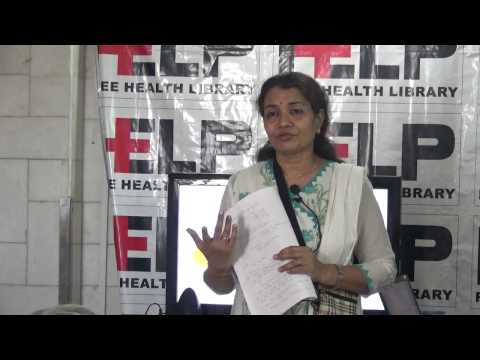 Nature Cure for Healthy Hair & Skin By Ms. Sangeeta Mathur HELP TALKS Video