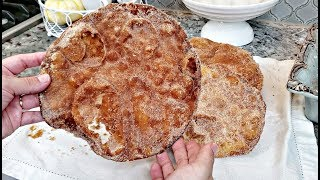Crispy BUNUELOS Recipe   Cinnamon Sugar Fried Tortillas Recipe   Simply Mama Cooks