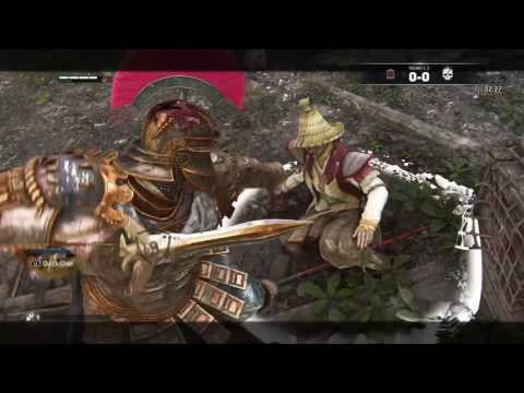 For Honor Centurion 4 Executions Glorious Execution,Kneel befor me,Pollice Verso,Stay Down