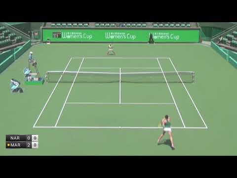 Nara Kurumi v Marino Rebecca - 2018 ITF Osaka